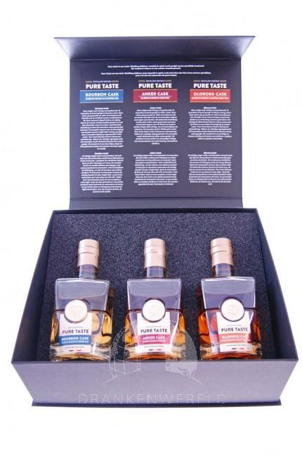 Gouden Carolus Pure Taste Collection Single Malt Whisky