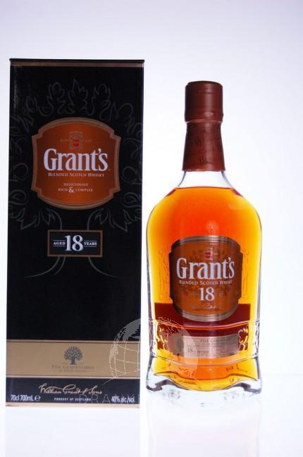 Grant's Whisky 18 Years