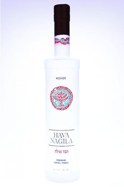 Hava Nagila Kosher Wodka