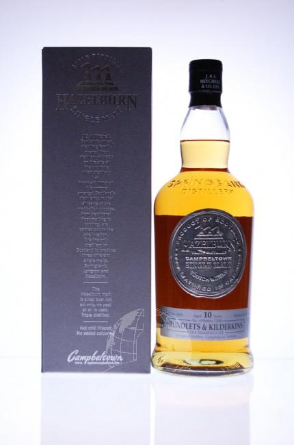 Hazelburn Rundlets & Kilderkins Single Malt Whisky