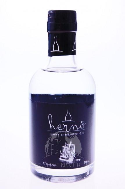 Hernö Navy Strength Gin 20 cl