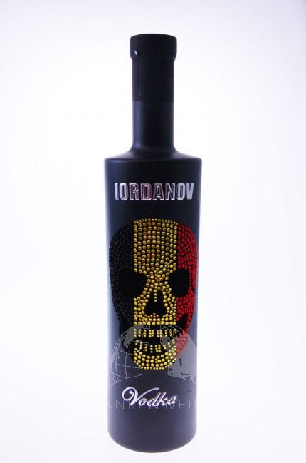 Iordanov Wodka Black Belgium Edition