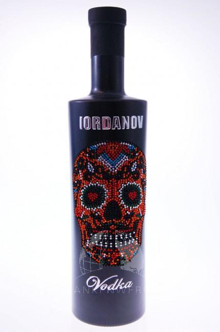 Iordanov Vodka Black Orange Shine