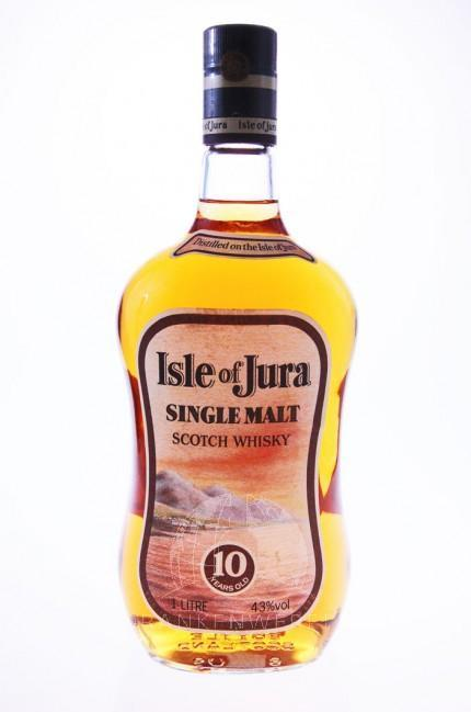 Isle of Jura 1980 10 Y 1L Single Malt Whisky