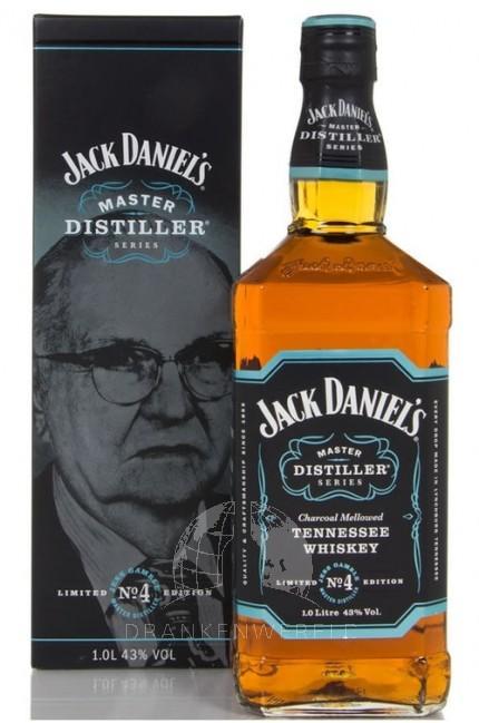 Jack Daniels Master Distiller Series N°4 Whiskey