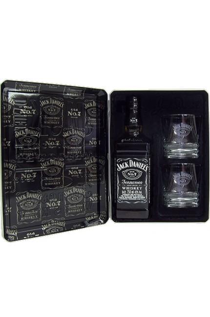 Jack Daniels Metal giftset