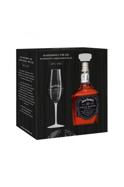 Jack Daniels Single Barrel Giftset