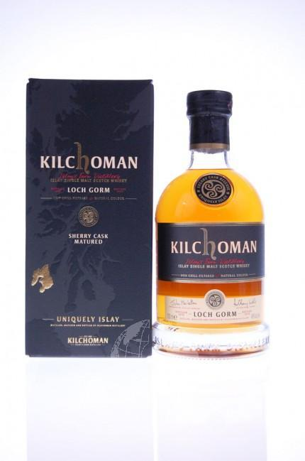 Kilchoman Loch Gorm 2ND 2014 Single Malt Whisky