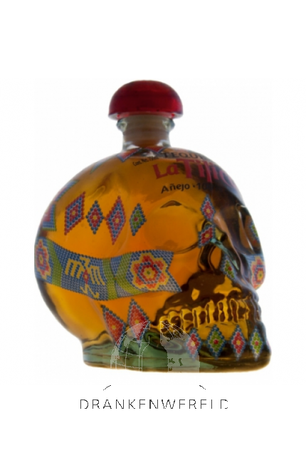 La Tilica Anejo Tequila