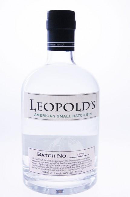 Leopold's Gin