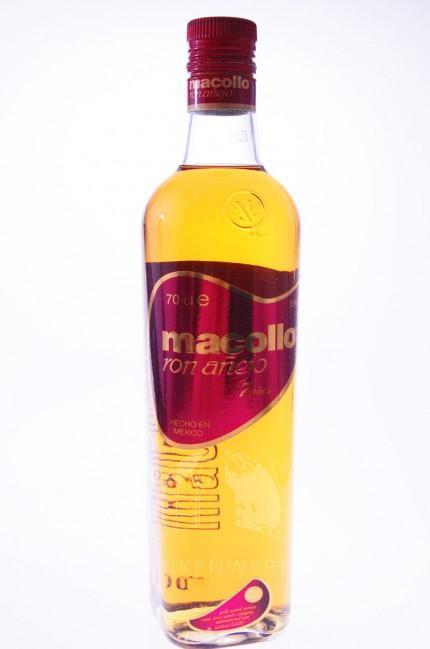 Macollo 7 Anos Rum