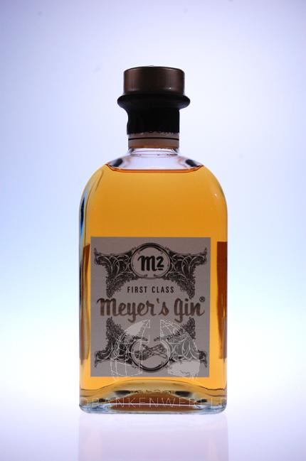 Meyer's Asperge Gin