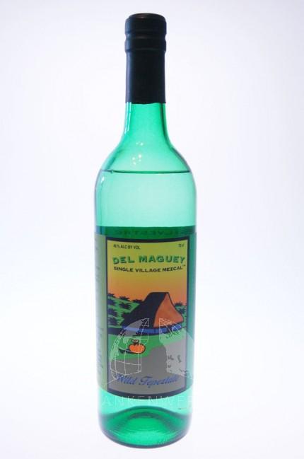 Del Maguey Wild Tepextate Mezcal