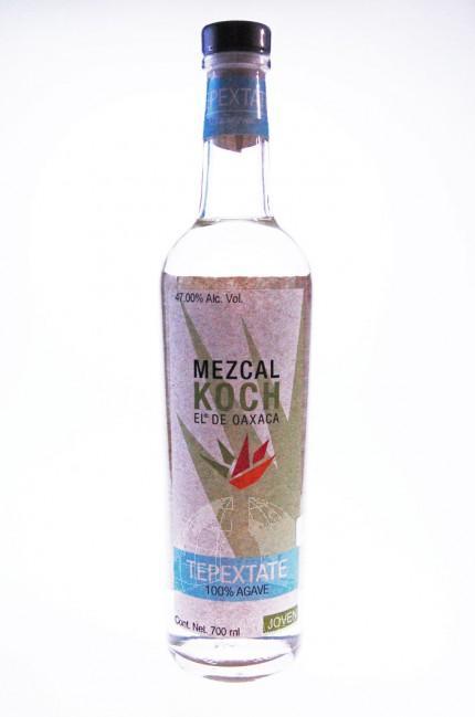 Koch Tepextate Mezcal