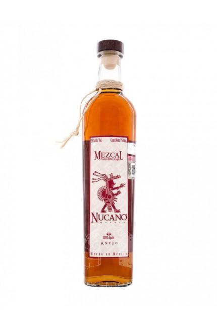 Mezcal Nucano Anejo Espadin