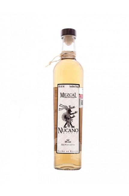 Mezcal Nucano Reposado Espadin