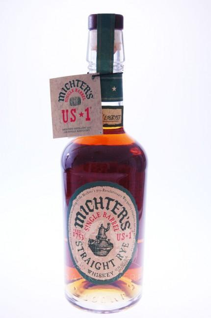 Michters Bourbon Wiskey Rye