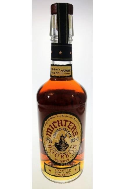 Michters US Toasted Barrel Bourbon Finish Whiskey