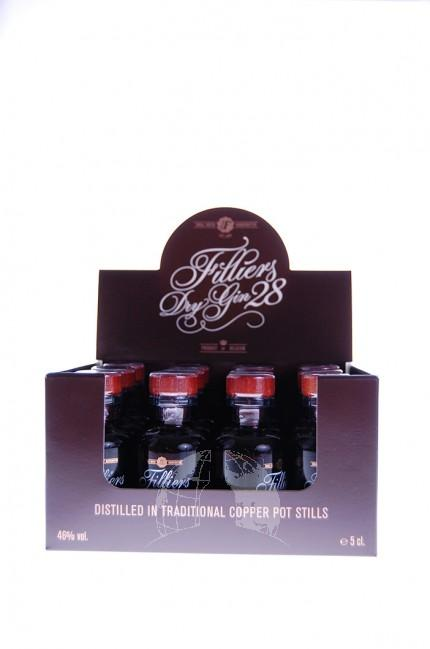 Filliers Dry Gin 28 MINI pack