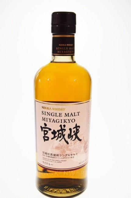 Miyagikyo Single Malt Whisky