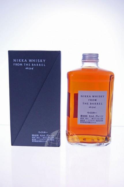 Nikka From The Barrel Single Malt Whisky