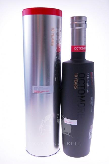 Octomore 10 Years Single Malt Whisky