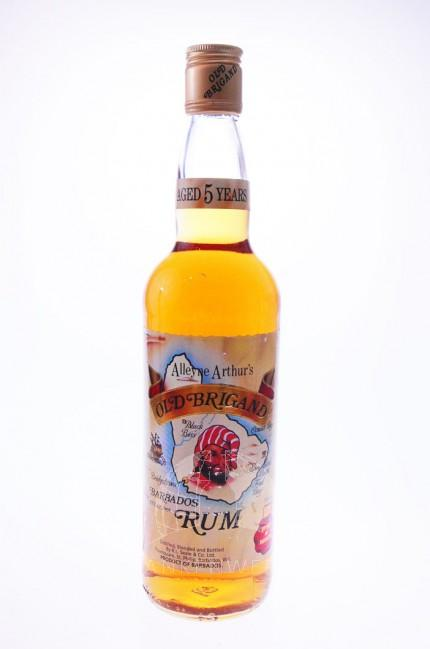Old Brigand Rum 5 Years
