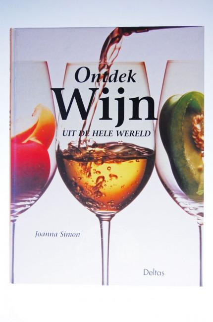 Ontdek Wijn Boek