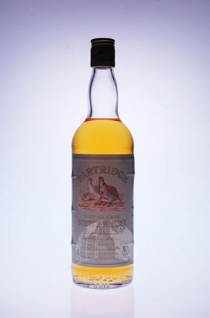 Partridge Finest Old Blend whisky