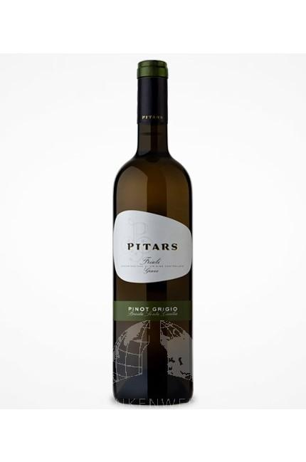 Pitars Pinot Grigio DOC Friuli Grave 2016 Witte Wijn