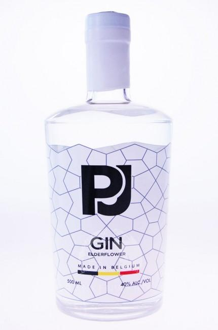 PJ Gin Elderflower