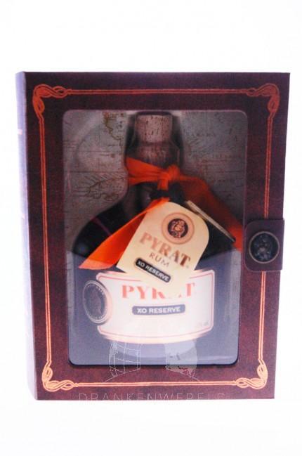 Pyrat XO Rum Gift Book