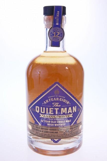 Quiet Man 12 Years An Culcheriste