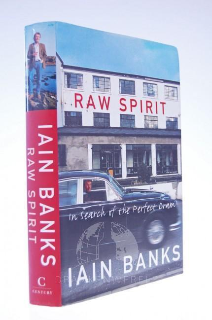 Raw Spirit- Iain Banks Boek