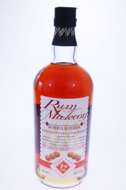 Malecon Reserva Superior 12 Years