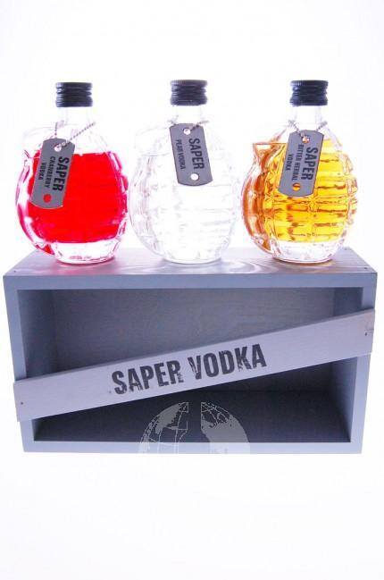 Saper Wodka Granaten Wodka