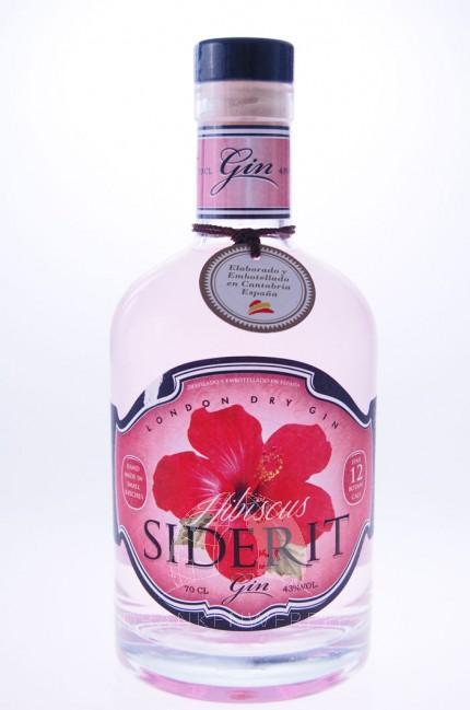 Siderit Hibiscus Gin