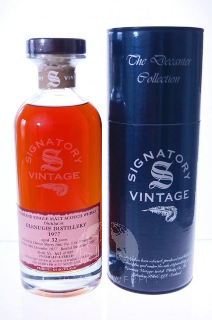 Glenugie 1977 Single malt Whisky
