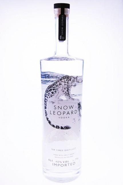 Snow Leopard Wodka Magnum 1,5 Liter