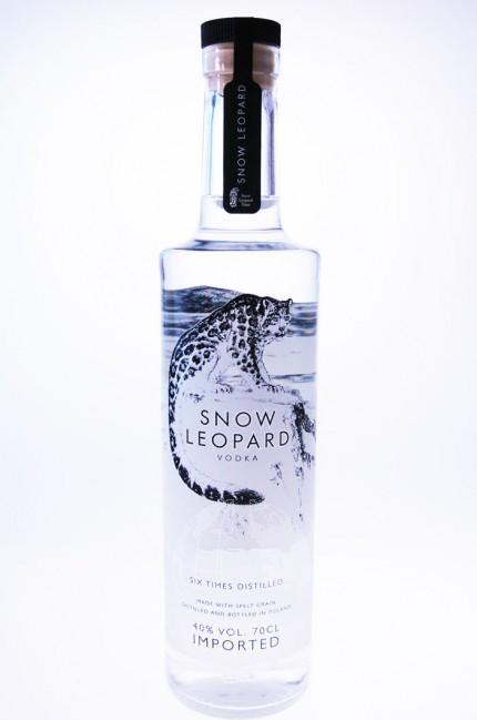 Snow Leopard Wodka