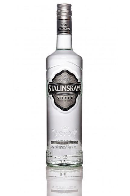 Stalinskaya Premium Vodka Silver