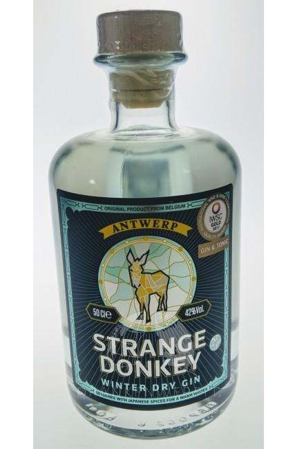 Strange Donkey Winter Dry Gin