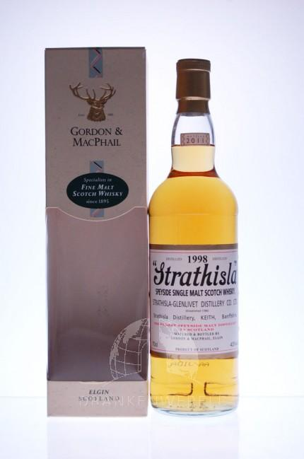 Strathisla Single Malt Whisky 1998