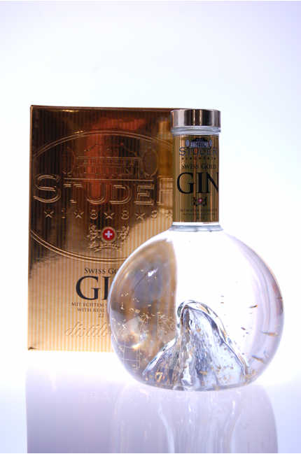 Studer Swiss Golden Snow Gin