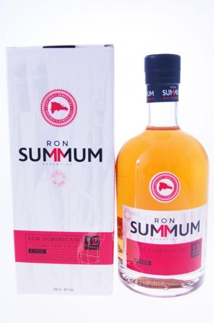 Summum Cognac Finish Rum