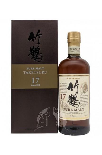 Taketsuru 17 Teays Old Pure Malt