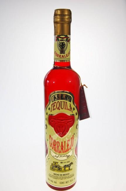 Corralejo Añejo Tequila