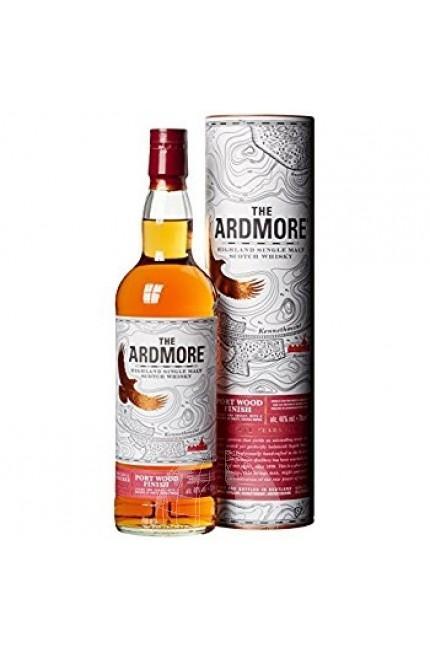 The Ardmore 12 Years Port Wood Single Malt Whisky