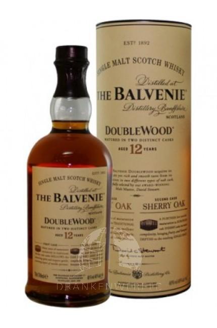 Balvenie 12 Years Double Wood Single Malt Whsiky