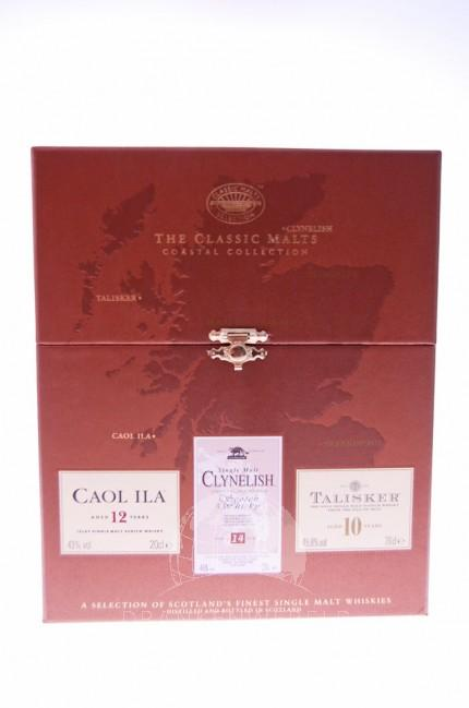 The Classic Malts Coastal Collection Single Malt Whisky
